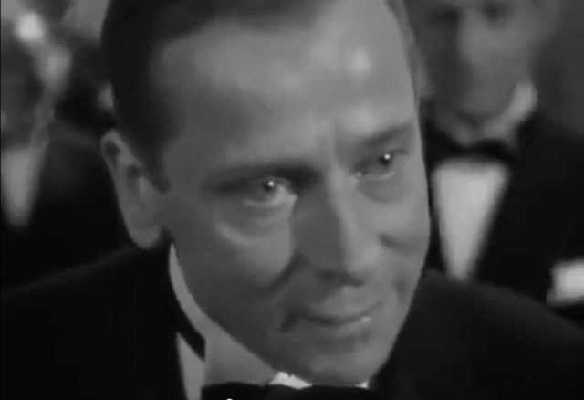 Ivan Triesault as Eric Mathis, Notorious (1946)