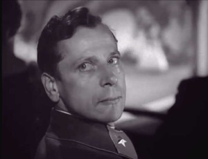 Ivan Triesault as Marshal Mikhail Tukhachevsky, Mission to Moscow (1943)