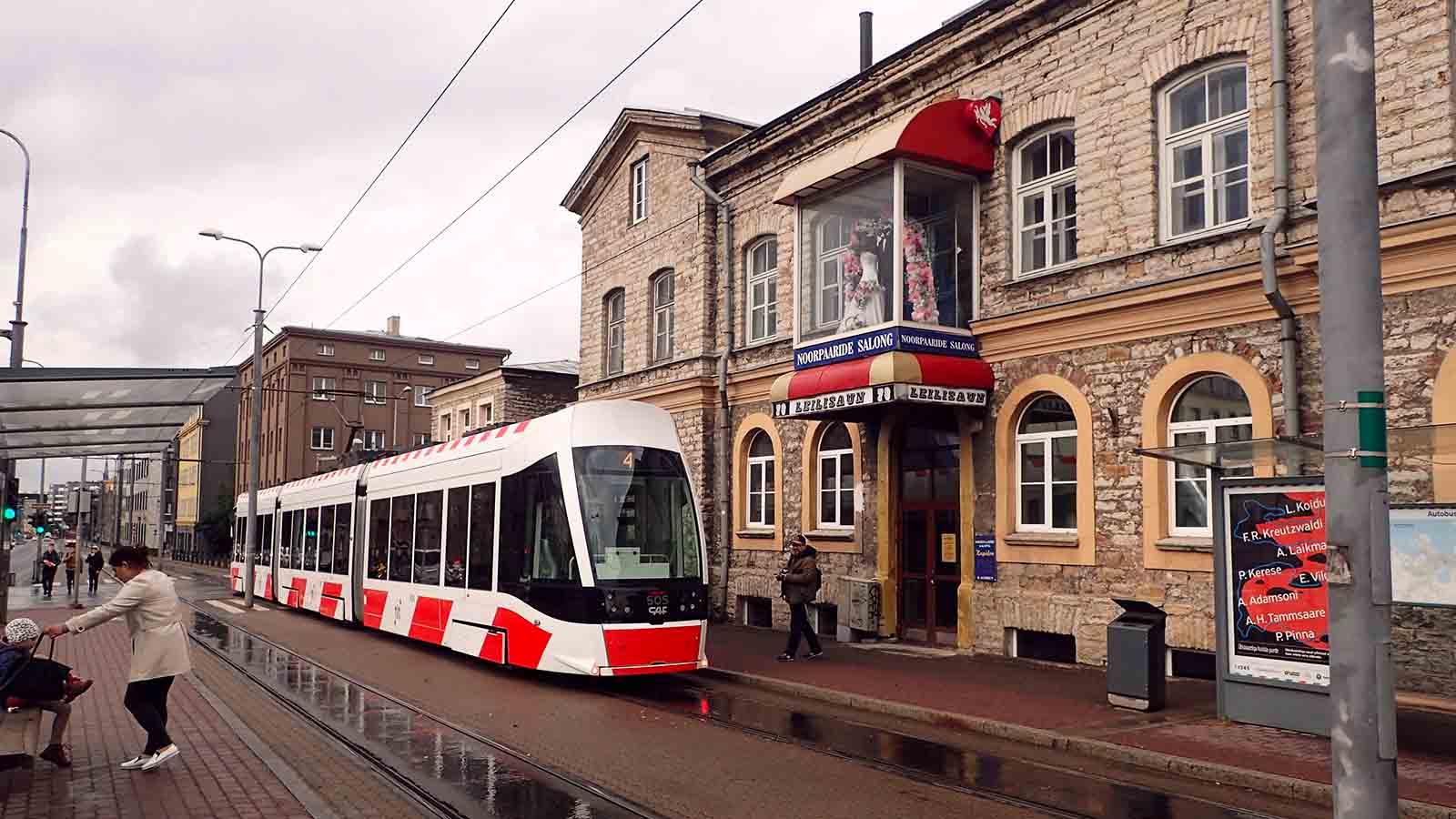 Tartu maantee Leilisaun