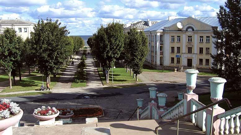 """Sillamäen """"Odessan portaat"""""""