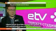 Sergei Stepanov Narvan televisiostudiossa