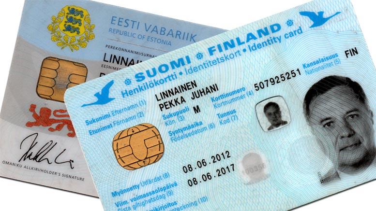 Viro Henkilökortti
