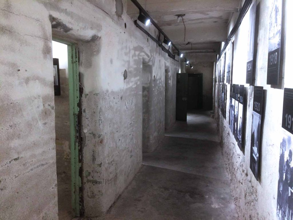 KGB:n tutkintavankila Tallinnassa, Pagari 1