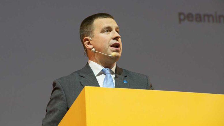 Pääministeri Jüri Ratas Äriplaan-seminaarissa 28.9.2017