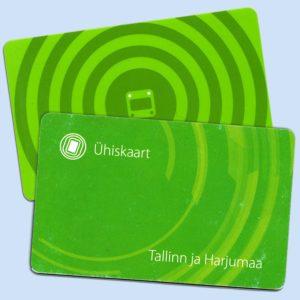 Helsingin ja Tallinnan matkakortit