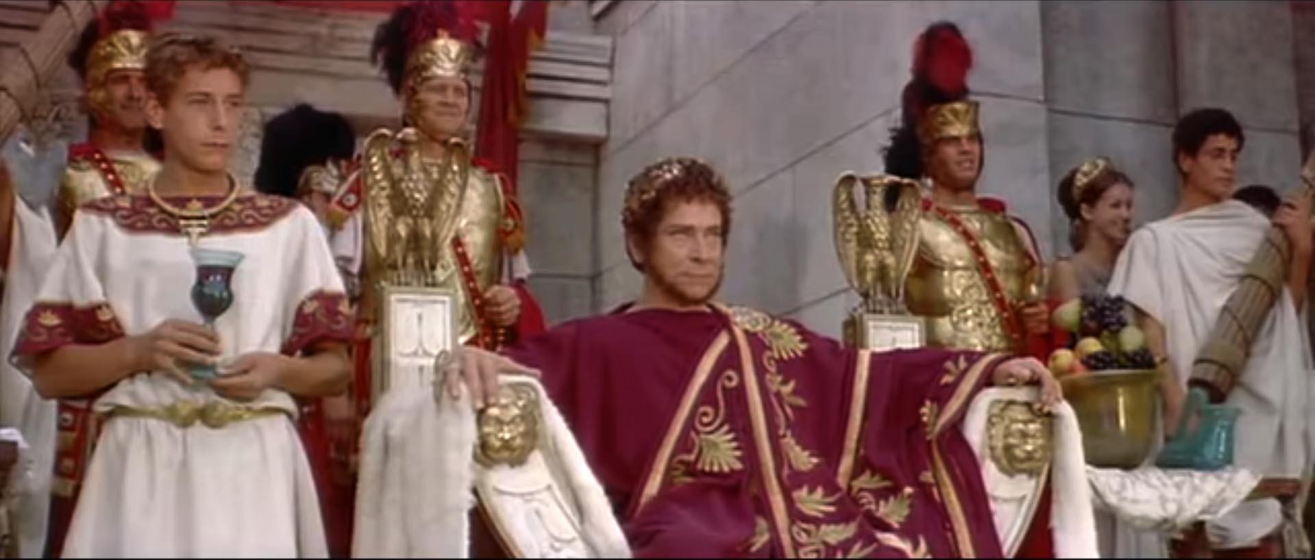 Ivan Triesault as Emperor, Barabbas (1961)