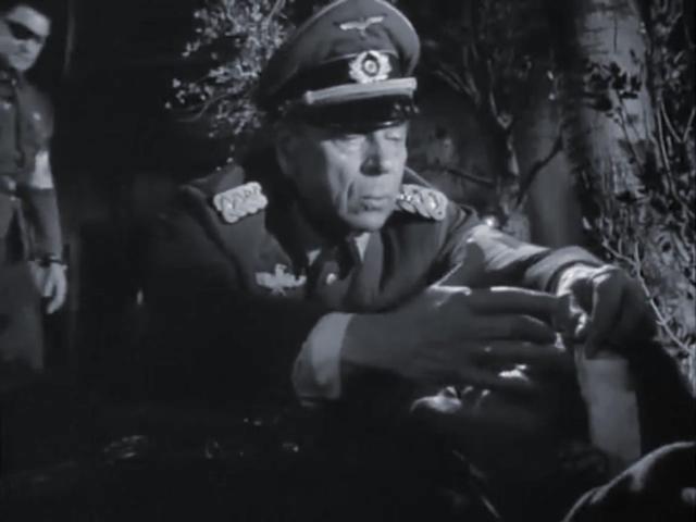 Ivan Triesault as German military doctor, Combat! (1967)