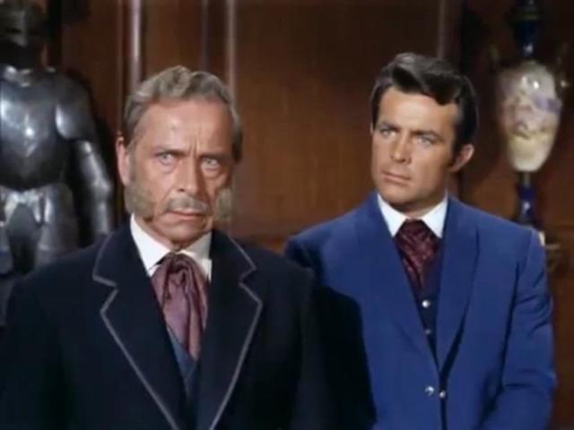 Ivan Triesault as Ambassador, The Wild Wild West (1967)