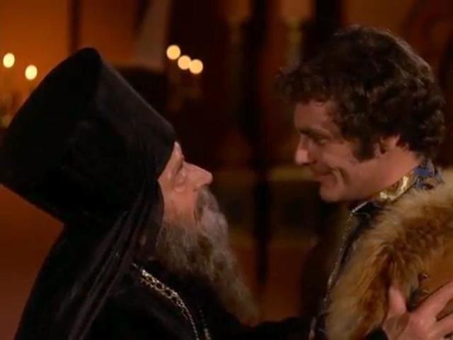 Ivan Triesault as Bishop Kucharyk, The Wild Wild West (1969)