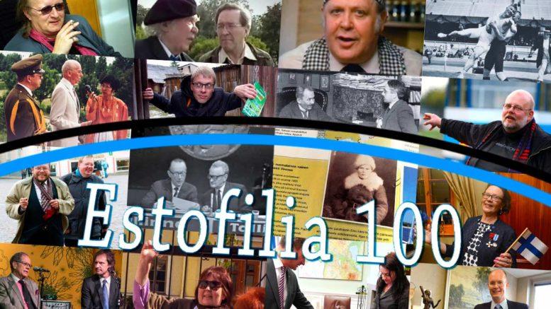 Estofilia – 100 suomalaista Viron sillalla