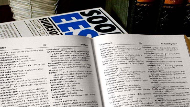 Suomi–Viro-suursanakirja | Soome–eesti suursõnaraamat (2003)