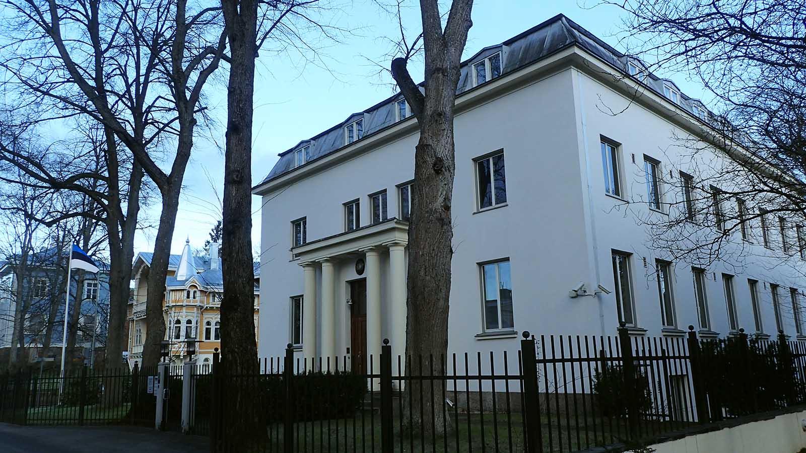 suurlähetystöt ja konsulaatit suomessa turku