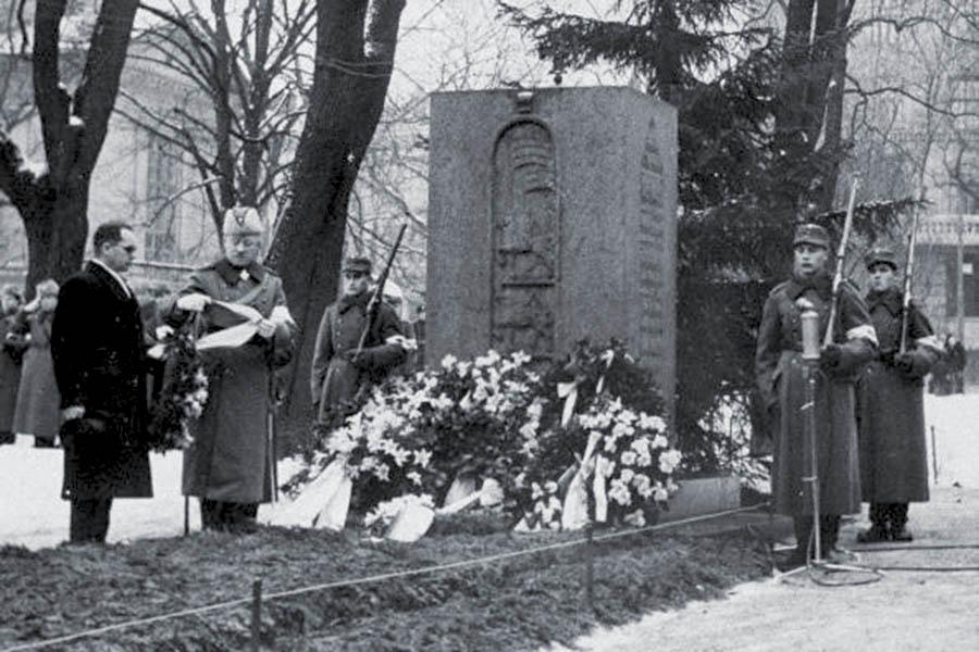 Viron vapaussodan 20-vuotisjuhla 1939