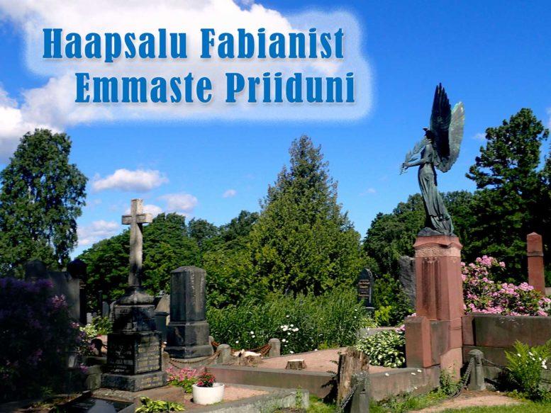 Jalutus Eesti ja Soome ühises ajaloosHietaniemi kalmistutel Helsingis