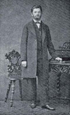 Heinrich Wächter (1818–1881) – Suomen Kuvalehti 4/1918