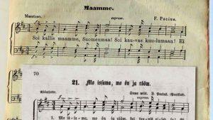 Maamme-laulu ja kadonneen kertosäkeen tapaus