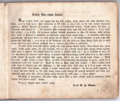 32 Laulo nelja heälega laulda, Gustav Felix Rinne, esipuhe 1865