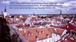 Ilmari Kiannon näkymä Hotelli Holstista