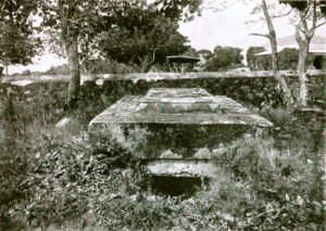 The Chase Vault, Barbados 1912