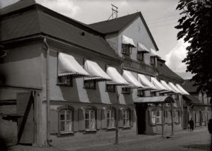Hotelli Peterburg, Tartto 1914