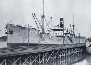 Wiri ensi kerran Sörnäisten laiturissa 15.5.1929
