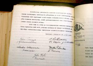 Wirin meriselitys 30.12.1930