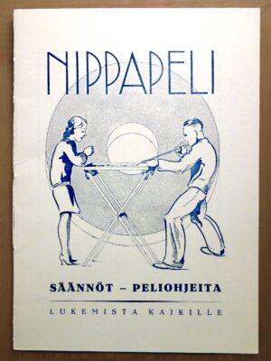 Nippapeli (korona), uudistetut säännöt ja peliohjeeet 1929