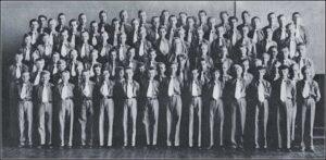 Kotkan lyseon kuoropojat – Radiokuuntelija 19.2.1939
