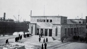 Tallinnan satamapaviljonki 1936