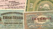 Viron rahan varhaishistoriaa