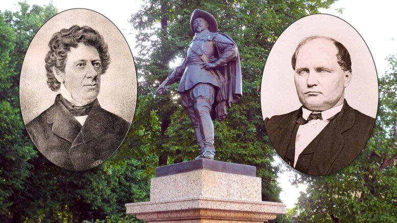 Fredrik Pacius ja J. V. Jannsen
