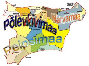 Narvamaa – Peipsimaa – Põlevkivimaa