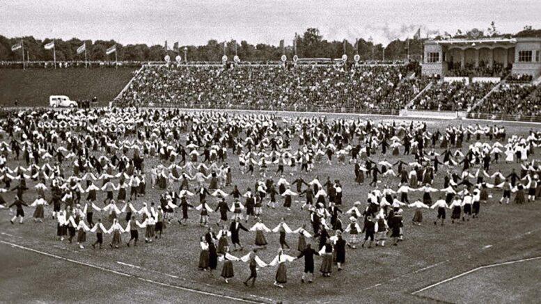Rahvakunstiõhtu 1955